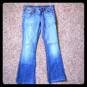 Citizens of humanity flair jeans
